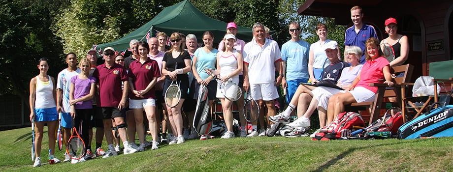 Tennis Comps 2016
