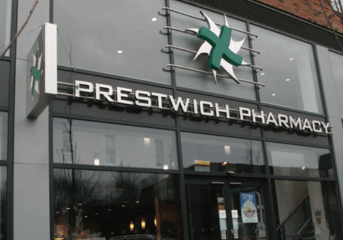 HELP FROM PRESTWICH PHARMACY