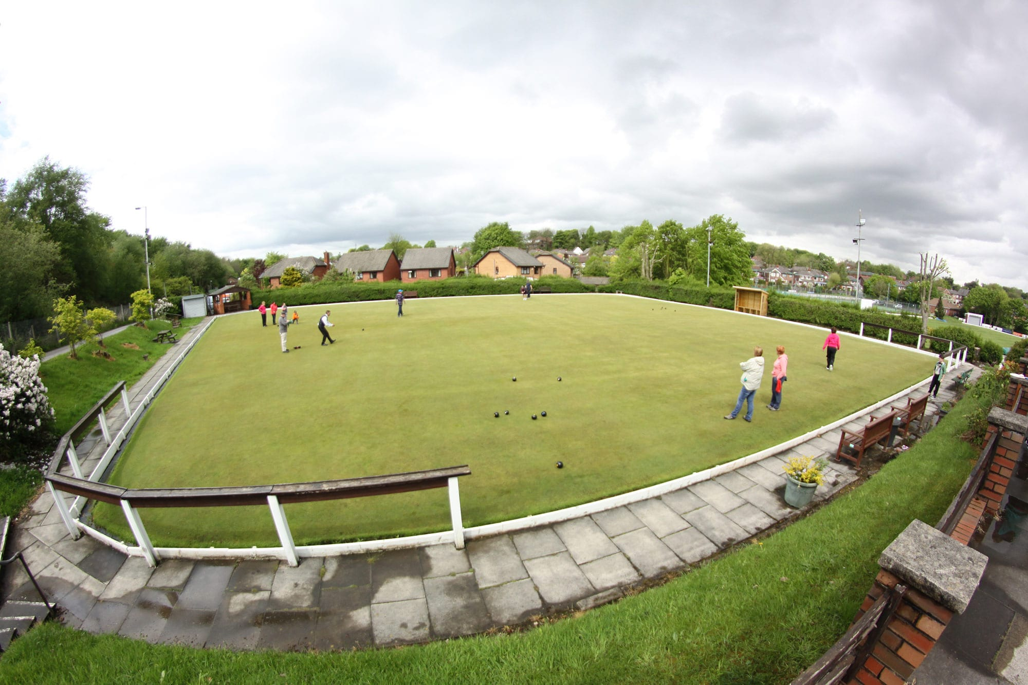 GREAT CHARITY BOWLS EVENT