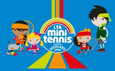 COME AND TRY MINI TENNIS THIS SUNDAY