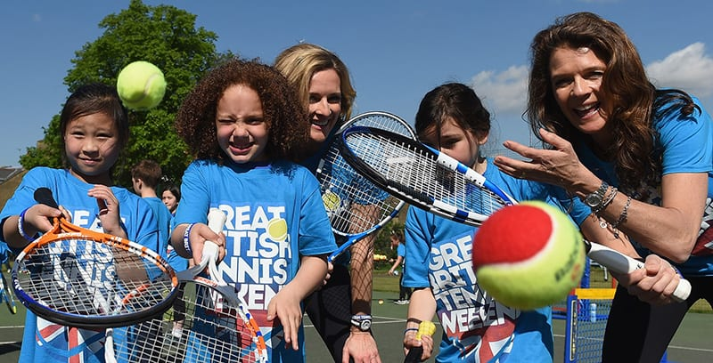 Tennis Open Days
