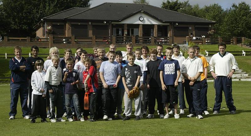 Summer cricket camp
