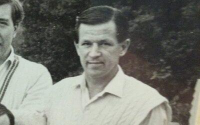 Ken Morgan memories and funeral details