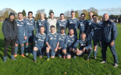 REPORT – Roach Dynamos 2-4 Prestwich