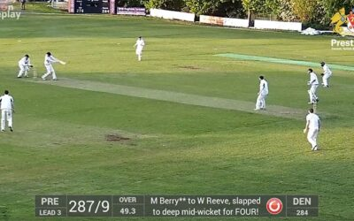 HIGHLIGHTS – PCC 1XI v Denton West