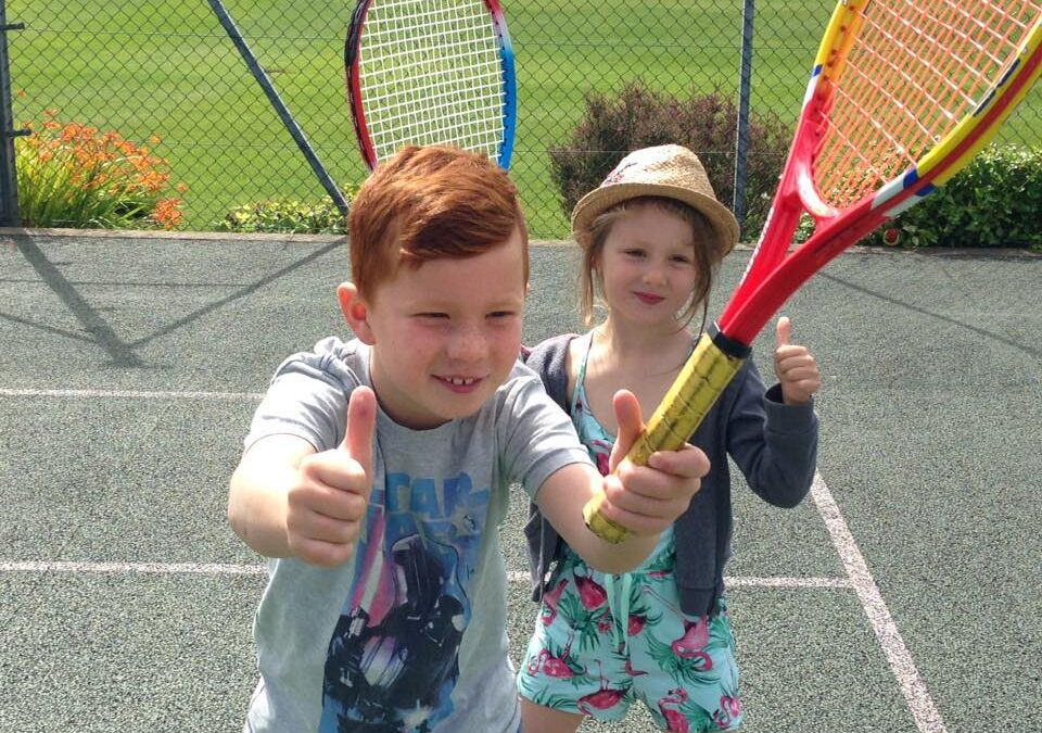 SUMMER TENNIS & SPORTS CAMPS
