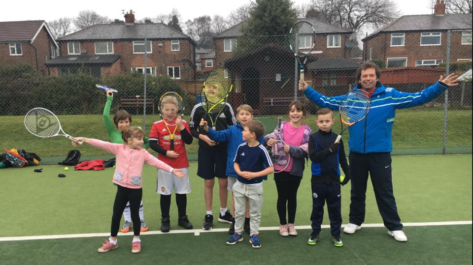 EASTER TENNIS & SPORTS CAMPS