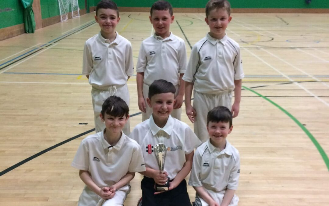 UNDER 9s LIFT THE CUP
