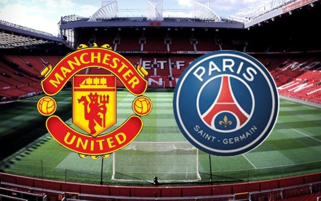 MAN UNITED V P.S.G – TUESDAY EVENING