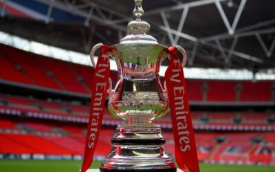 FA CUP AT THE CLUB THIS WEEKEND