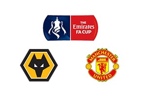 WOLVES V MAN UNITED SATURDAY EVENING
