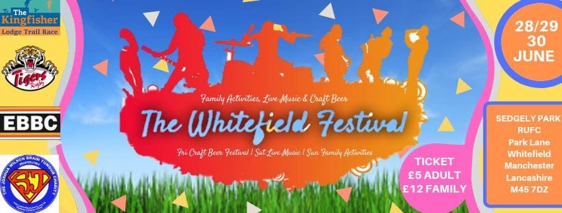 THE WHITEFIELD FESTIVAL 28/29/30 JUNE