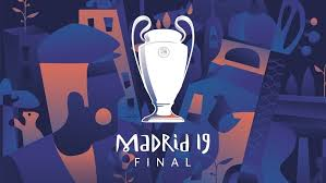 CHAMPIONS LEAGUE FINAL LIVE THIS SAT + HOT FOOD + RAFFLE