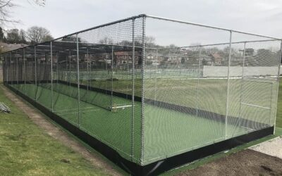 CRICKET NET TO OPEN – MUST PRE-BOOK & FOLLOW RULES