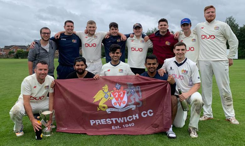 2ND TEAM PROMOTED!