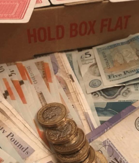 END OF SEASON DO – SAT 14TH SEP 8PM – £1000 RAFFLE JACKPOT HAS TO GO – FREE HOT FOOD