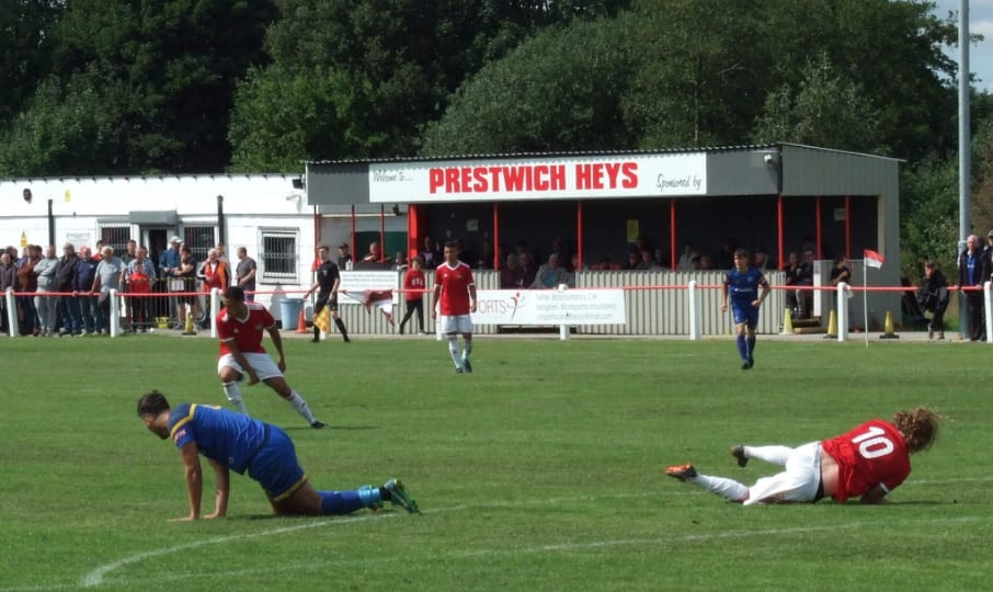 PFC TO GROUND SHARE WITH PRESTWICH HEYS