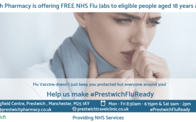 PRESTWICH PHARMACY FLU JABS