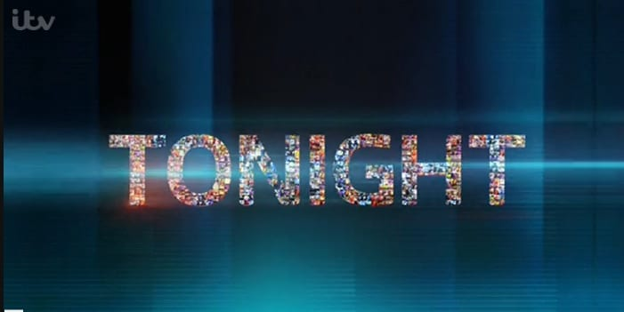 ITV – TONIGHT PROGRAMME IS LOOKING FOR CONTRIBUTOR'S