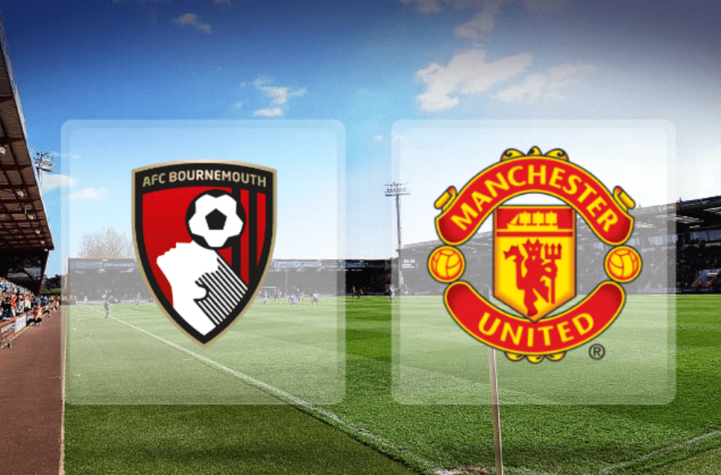 LIVE FOOTBALL- BOURNEMOUTH v MAN UNITED