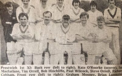 LOOKING BACK TO THE FIRST TEAM IN 1983