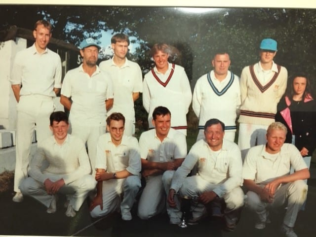 CUP WINNERS OF 1992