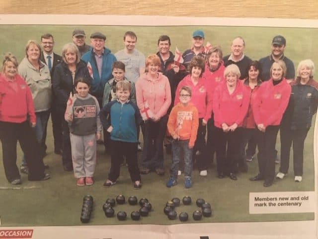 THE BOWLS SECTION: STILL ON A ROLL……
