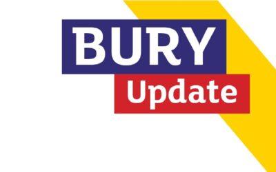 LATEST COVID ADVICE FOR BURY
