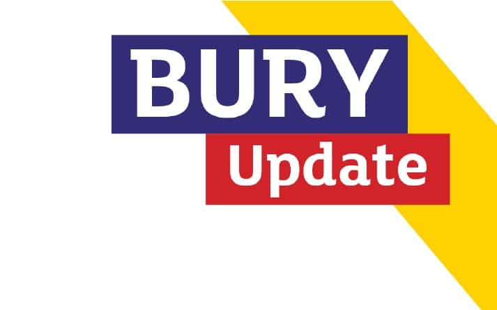 LATEST COVID ADVICE FOR BURY
