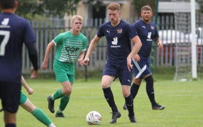 Report – Whitworth Valley 1-1 Prestwich
