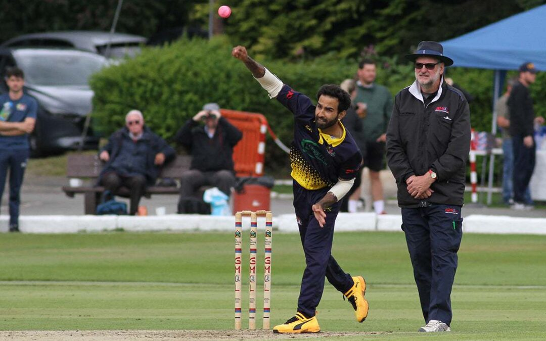 Shivam Chauhan is new club professional for 2022