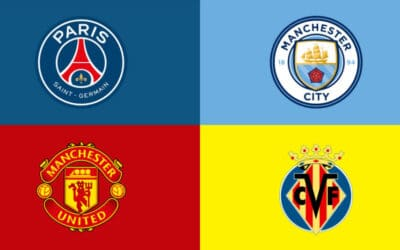 Live Champions League games this week
